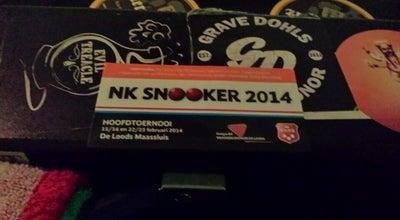 Photo of Pool Hall Snookerij at Utrechtse Veer 31, Leiden 2311, Netherlands