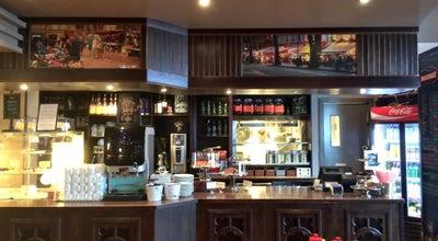 Photo of Cafe Mon Ami at Glasshuspassasjen, Bodø 8006, Norway