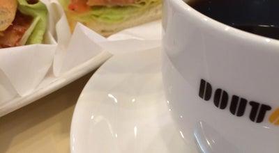 Photo of Cafe ドトールコーヒーショップ ザ・モール周南店 at 中央町21-3, 下松市 744-0025, Japan