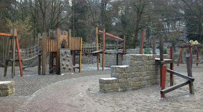Photo of Playground Spielplatz Sonnenberg / Gartenstrasse at Wiesbaden, Germany