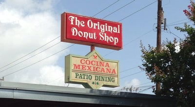 Photo of Donut Shop Original Donut Shop at 3307 Fredericksburg Rd, San Antonio, TX 78201, United States