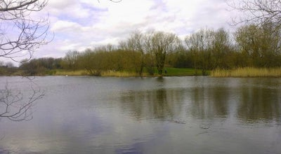 Photo of Lake Lodge Lake at Loughton, Milton Keynes, United Kingdom