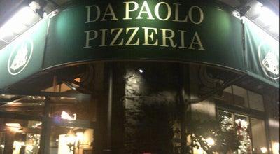 Photo of Italian Restaurant Da Paolo at Rue Du Lac 3, Geneva 1207, Switzerland