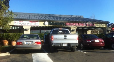 Photo of Italian Restaurant Dominick's Italian Market & Deli at 8621 Auburn Folsom Rd, Granite Bay, CA 95746, United States