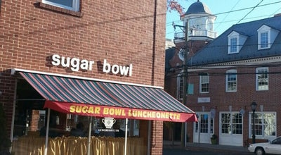 Photo of American Restaurant Sugar Bowl Luncheonette at 1033 Post Rd, Darien, CT 06820, United States