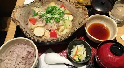Photo of Japanese Restaurant ごはん処大戸屋 草加マルイ店 at 高砂2-9-1, 草加市 340-0015, Japan