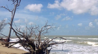 Photo of Beach Pantai Pulau Kundur at Kg. Pulau Kundur, Kota Bharu 15350, Malaysia