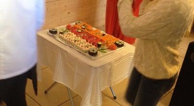 Photo of Sushi Restaurant Суши Wok at Революционная Ул., 60, Уфа 450005, Russia