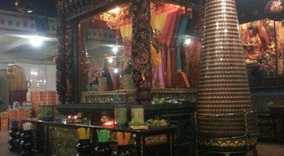 Photo of Buddhist Temple Vihara Setia Budi (Kuan Te Kong) at Jalan Irian Barat, Medan, Indonesia