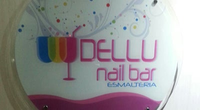 Photo of Nail Salon DELLU Nail Bar Esmalteria at R. Luiz Beltrão, 14, Lj. A, Rio de Janeiro 21321-230, Brazil