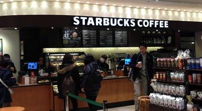 Photo of Coffee Shop Starbucks Coffee 羽田空港第1ターミナルマーケットプレイス3階店 at 羽田空港3-3-2, 大田区 144-0041, Japan