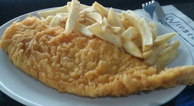 Photo of Fish and Chips Shop Winstons Fish Bar at Oxford St, Weston-Super-Mare BS2 3 1, United Kingdom