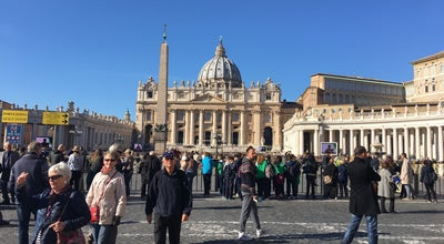 Photo of Capitol Building Vatikan Roma at Italy