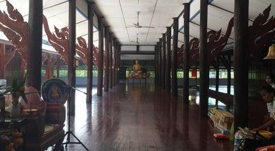 Photo of Buddhist Temple วัดนายาง at Khao Yoi Phetchaburi, Khao Yoi, Thailand