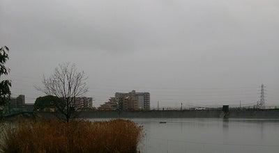 Photo of Lake 地蔵池 at 津田元町4丁目, Hirakata, Japan