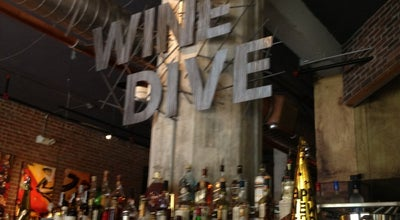 Photo of American Restaurant The Wine Dive at 319 Clematis St, West Palm Beach, FL 33401, United States