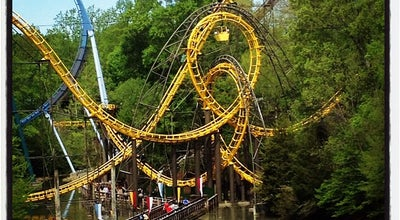 Photo of Theme Park Busch Gardens Williamsburg at 1 Busch Gardens Blvd, Williamsburg, VA 23185, United States