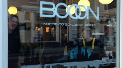 Photo of Cafe Booon at Proveniersstraat 33, Rotterdam 3033 CG, Netherlands