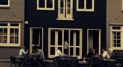 Photo of Restaurant Jefferson Bar Brasserie at Vliegtuigstraat 16-18, Amsterdam 1019 CL, Netherlands
