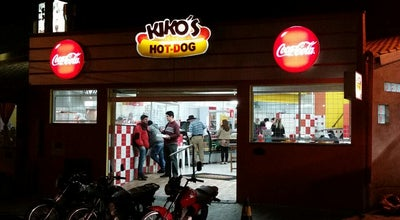 Photo of Burger Joint Kiko's Lanche at Av. Matheus Conegero, 35 - Parque Bela Vista, Votorantim 18110-570, Brazil