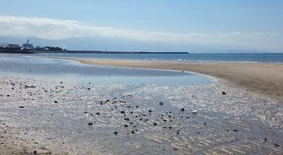 Photo of Beach 有明浜 at 有明町, 観音寺市, Japan