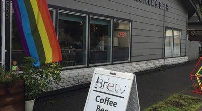 Photo of Coffee Shop Brew - Coffee & Beer at 555 Healdsburg Ave, Santa Rosa, CA 95401, United States