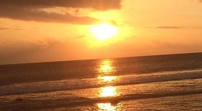 Photo of Beach Mangsit Beach at Jl.raya Mangsit, Lombok Barat, Indonesia