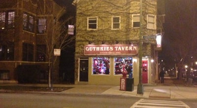 Photo of Bar Guthries Tavern at 1300 W Addison St, Chicago, IL 60613, United States