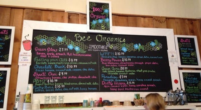 Photo of Juice Bar Bee Organics at 123 Datura St, West Palm Beach, FL 33401, United States