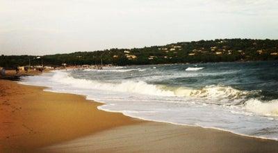 Photo of Beach Plage de Saint-Tropez at Avenue Des Canebiers, Saint-Tropez 83990, France
