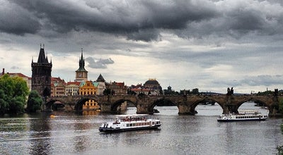 Photo of River Vltava at Vltava, Praha 118 00, Czech Republic