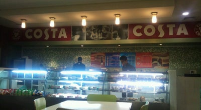Photo of Coffee Shop Costa Coffee @ American Express at American Express India, Gurgaon, India