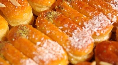 Photo of Dessert Shop Yazdiha Pastry | قنادی یزدیها at Farrokhi St, مشهد, Iran