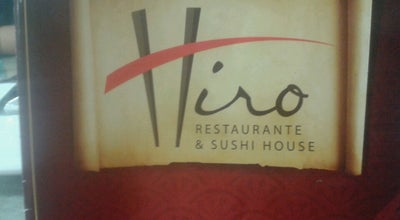 Photo of Sushi Restaurant Hiro Sushi at R. Dr. João Monte, 814, Sobral, Brazil