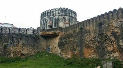 Photo of History Museum Old Fort Zanzibar at Tanzania