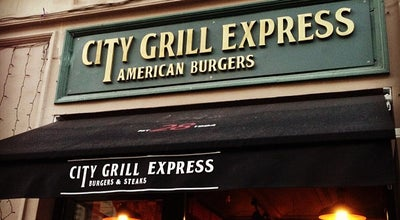 Photo of Burger Joint City Grill Express at Ул. Восстания, 1, Санкт-Петербург 191036, Russia