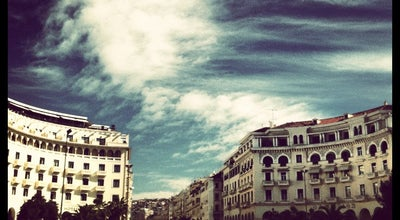 Photo of Plaza Πλατεία Αριστοτέλους (Aristotelous Square) at Πλατεία Αριστοτέλους, Θεσσαλονίκη 546 23, Greece