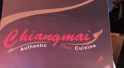 Photo of Thai Restaurant Chiangmai at 108 Fayette St, Conshohocken, PA 19428, United States