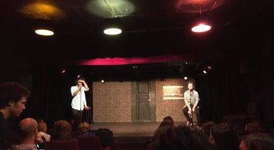 Photo of Comedy Club Théâtre Michel Galabru at 4 Rue De L'armée D'orient, Paris 75018, France