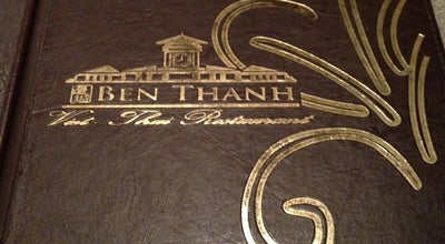 Photo of Thai Restaurant Ben Thanh at 57 York St., London, ON N6A 1A8, Canada