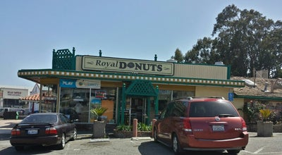 Photo of Donut Shop Royal Donuts at 7483 Mission St, Daly City, CA 94014, United States
