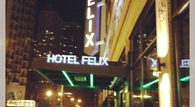 Photo of Resort Hotel Felix at 111 W Huron St, Chicago, IL 60654, United States