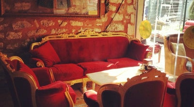 Photo of Cafe Şerbethane at Küçükayasofya Cad. Torun Sok. Arasta Pazar No: 117, Sultanahmet 34122, Turkey