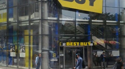Photo of Electronics Store Best Buy at 52 E 14th St, New York, NY 10003