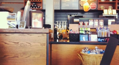 Photo of Coffee Shop Starbucks at 111 Lakeshore Road W, Mississauga, Ca L5H 1E9, Canada
