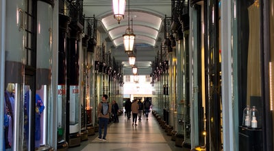 Photo of Mall Piccadilly Arcade at Piccadilly, St James's, United Kingdom