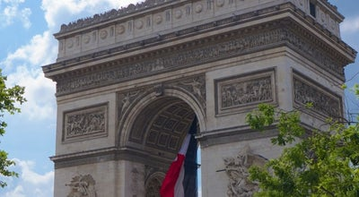 Photo of Monument / Landmark Arc de Triomphe at Place Charles De Gaulle, Paris 75008, France