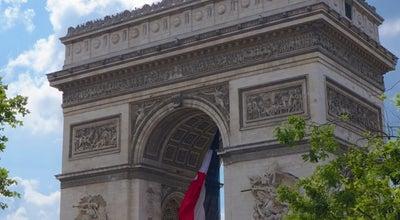 Photo of Monument / Landmark Arc de Triomphe at Place Charles De Gaulle, Paris 75008, France