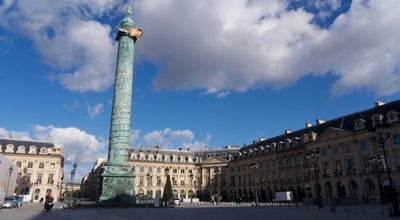 Photo of Plaza Place Vendôme at Place Vendôme, Paris 75001, France