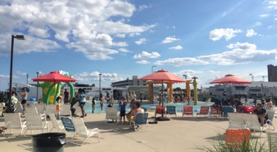 Photo of Beach Splash Park at 913 Ocean Ave, Asbury Park, NJ 07712, United States